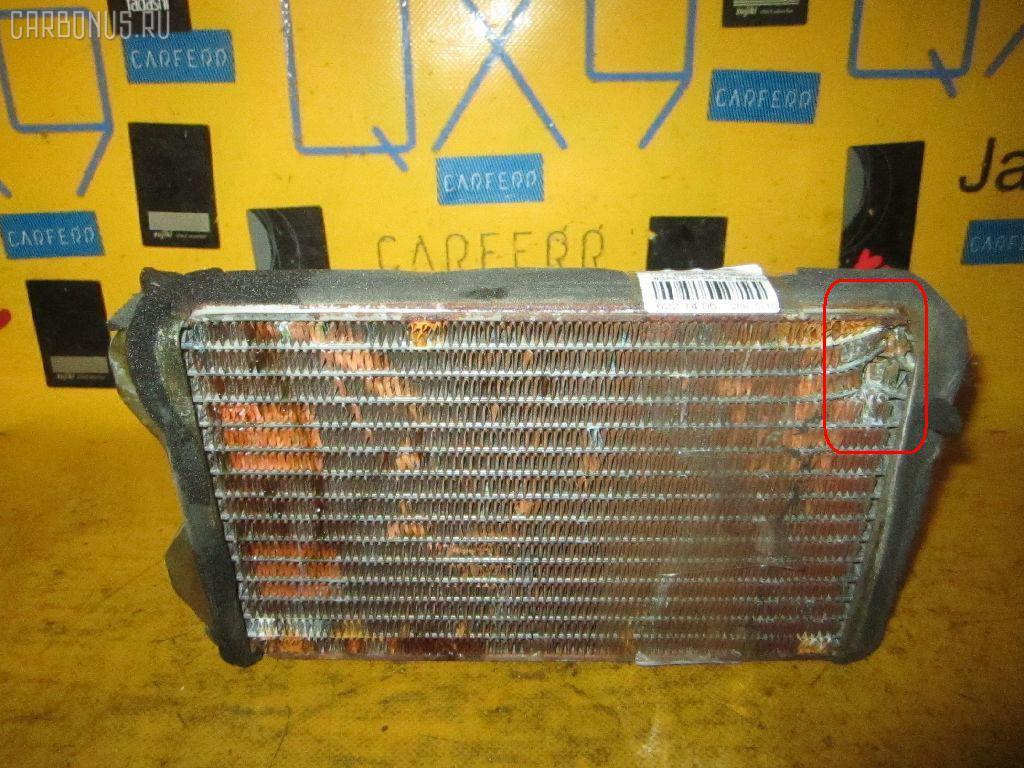 Радиатор печки TOYOTA AE100 5A-FE Фото 3
