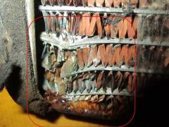 Радиатор печки TOYOTA AE100 5A-FE Фото 1