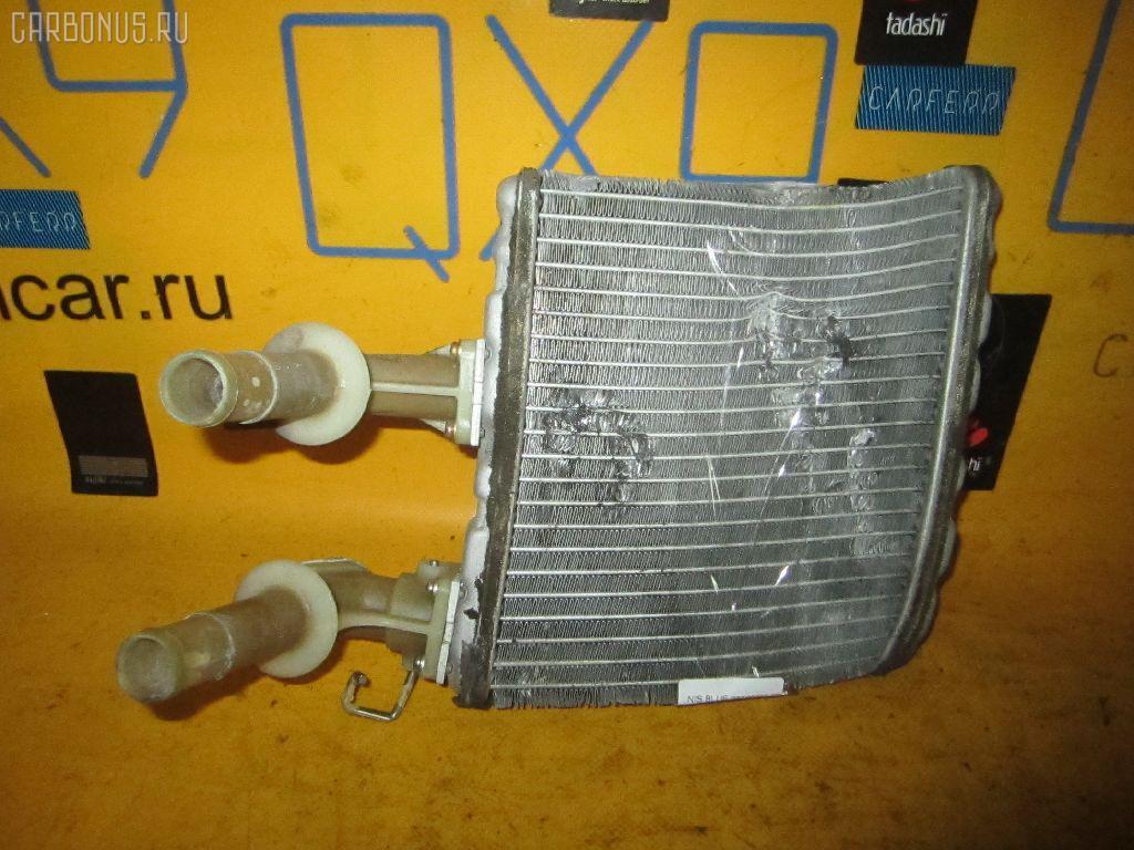 Радиатор печки NISSAN BLUEBIRD EU14 SR18DE Фото 4