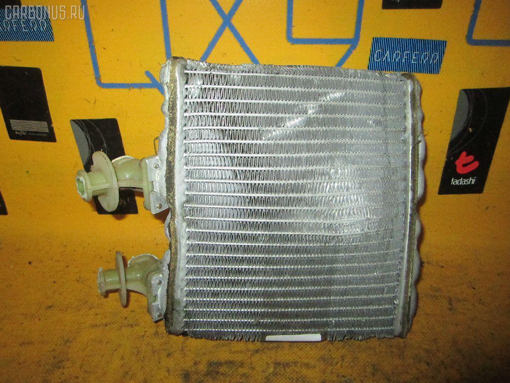 Радиатор печки Nissan Wingroad WFY11 QG15DE Фото 1