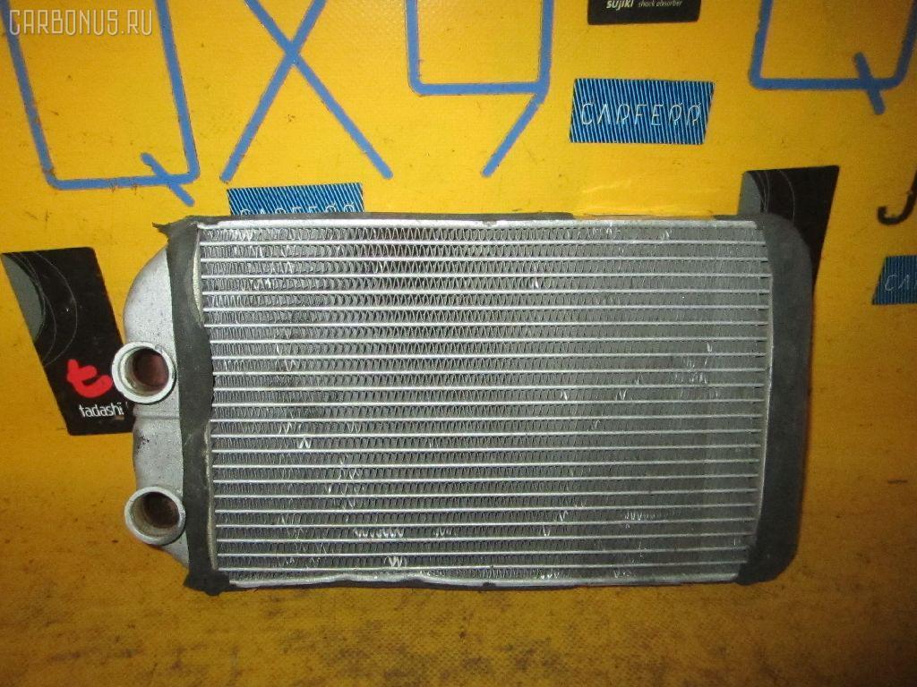 Радиатор печки TOYOTA COROLLA EE111 4E-FE. Фото 5