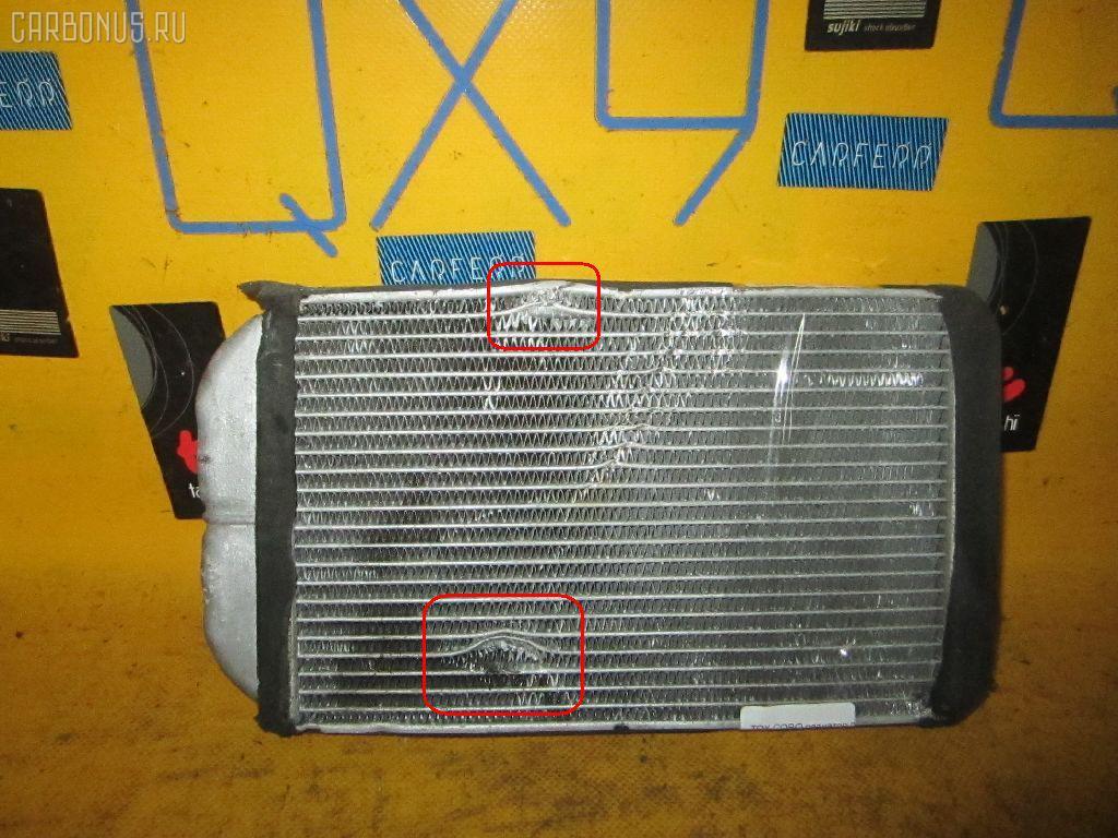 Радиатор печки TOYOTA COROLLA EE111 4E-FE. Фото 6