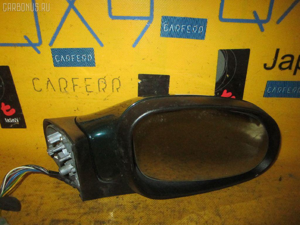 Зеркало двери боковой MERCEDES-BENZ A-CLASS W168.033. Фото 7