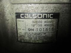 Компрессор кондиционера NISSAN CEDRIC HY34 VQ30DET Фото 1