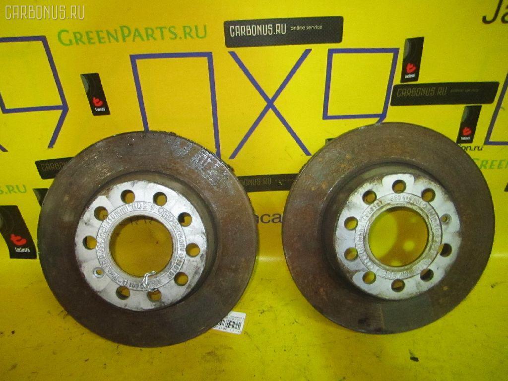 Тормозной диск AUDI A4 AVANT 8EBFB BFB Фото 1