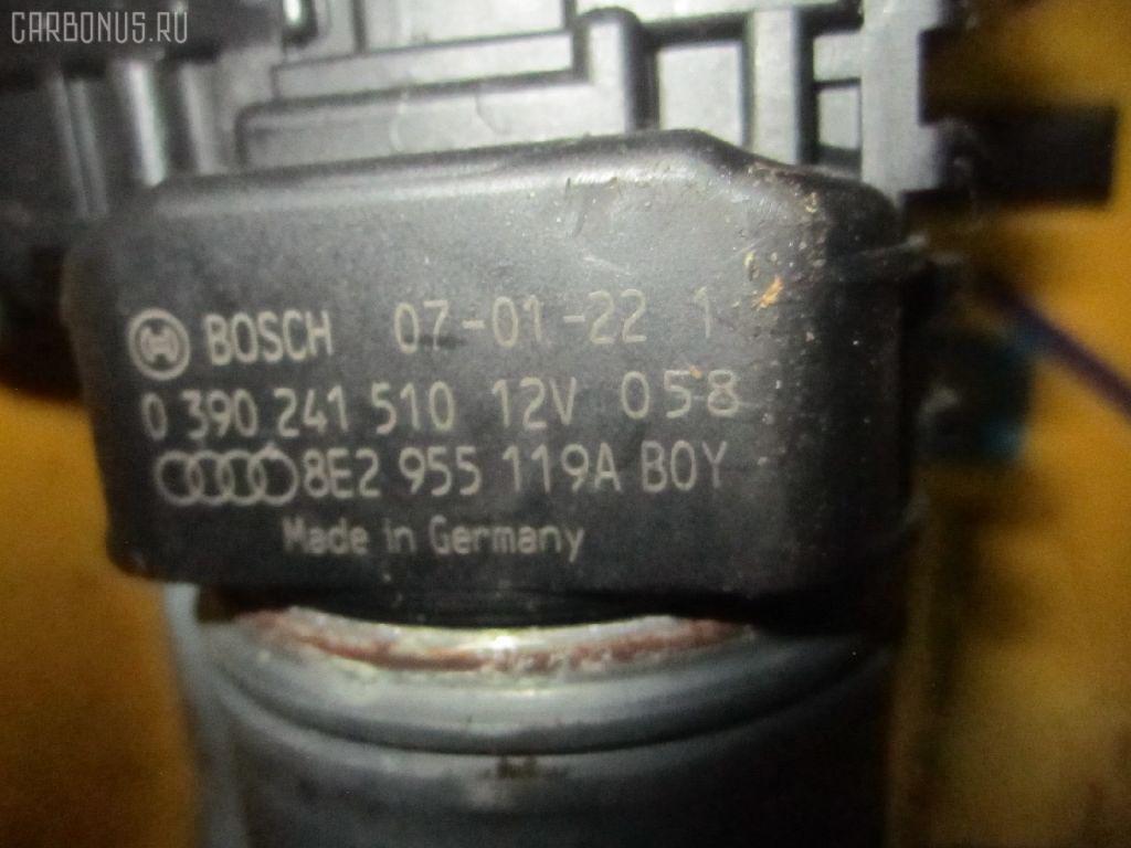 Мотор привода дворников Audi A4 avant 8EBFB Фото 1