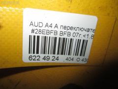 Переключатель стеклоочистителей AUDI A4 AVANT 8EBFB BFB Фото 4