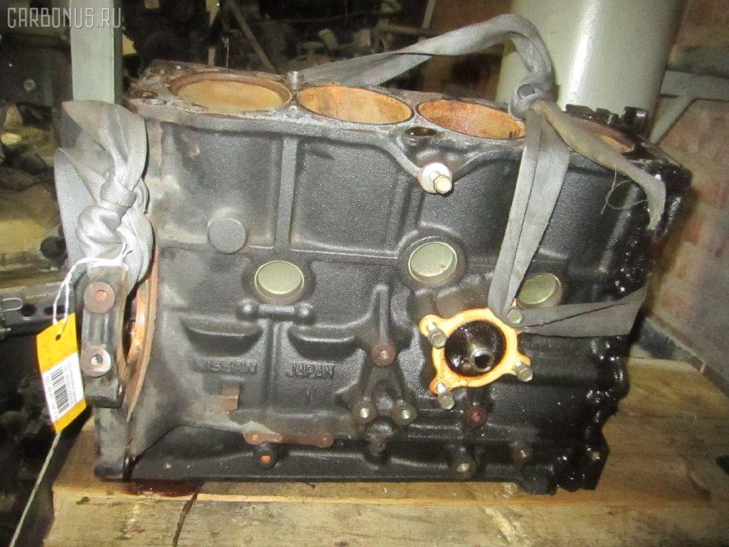 Блок двигателя NISSAN PRESAGE U30 KA24DE Фото 1