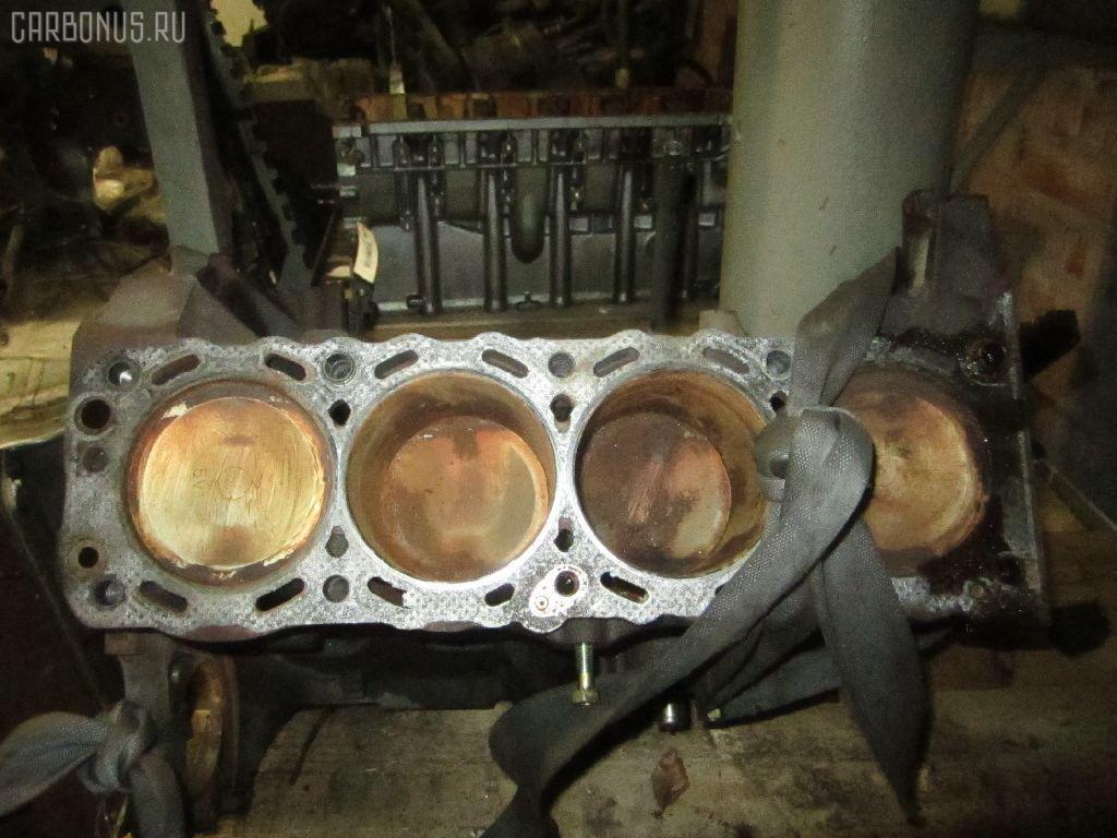 Блок двигателя NISSAN PRESAGE U30 KA24DE Фото 4