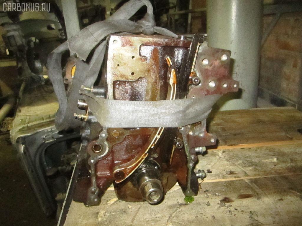 Блок двигателя NISSAN PRESAGE U30 KA24DE Фото 5
