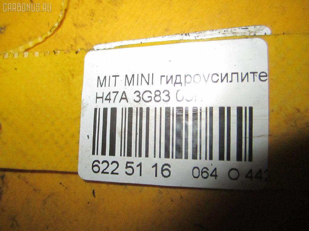 Гидроусилитель MITSUBISHI MINICA H47A 3G83 Фото 3