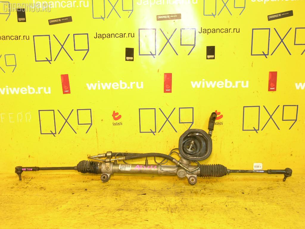 Рулевая рейка TOYOTA AVENSIS AZT255 1AZ-FSE. Фото 1