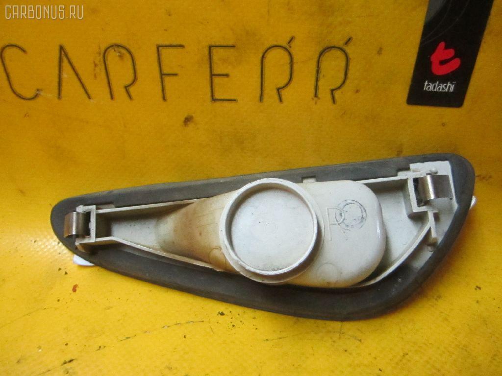 Катафот переднего бампера NISSAN CEFIRO A33. Фото 2