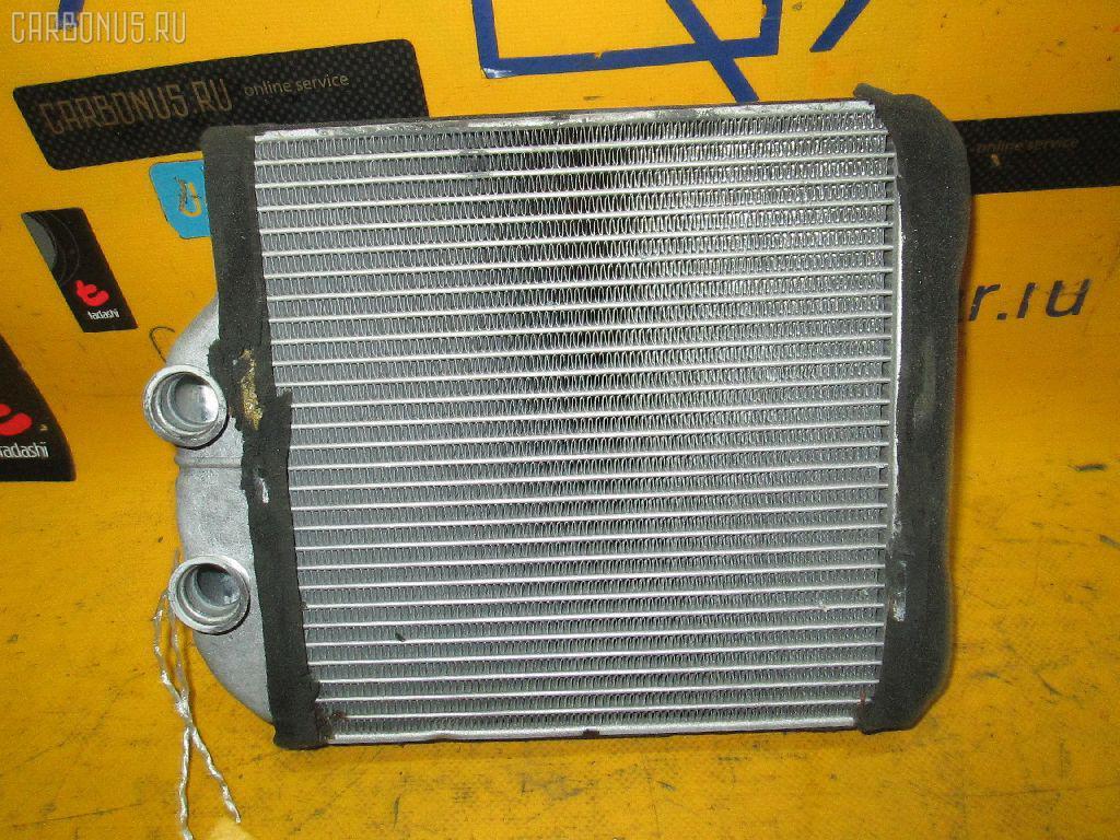 Радиатор печки TOYOTA AT211 7A-FE. Фото 11