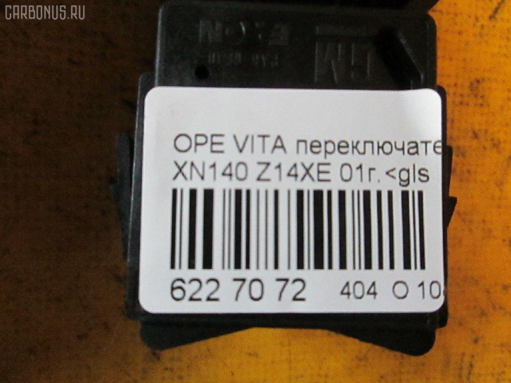 Переключатель стеклоочистителей OPEL VITA W0L0XCF68 Z14XE Фото 3