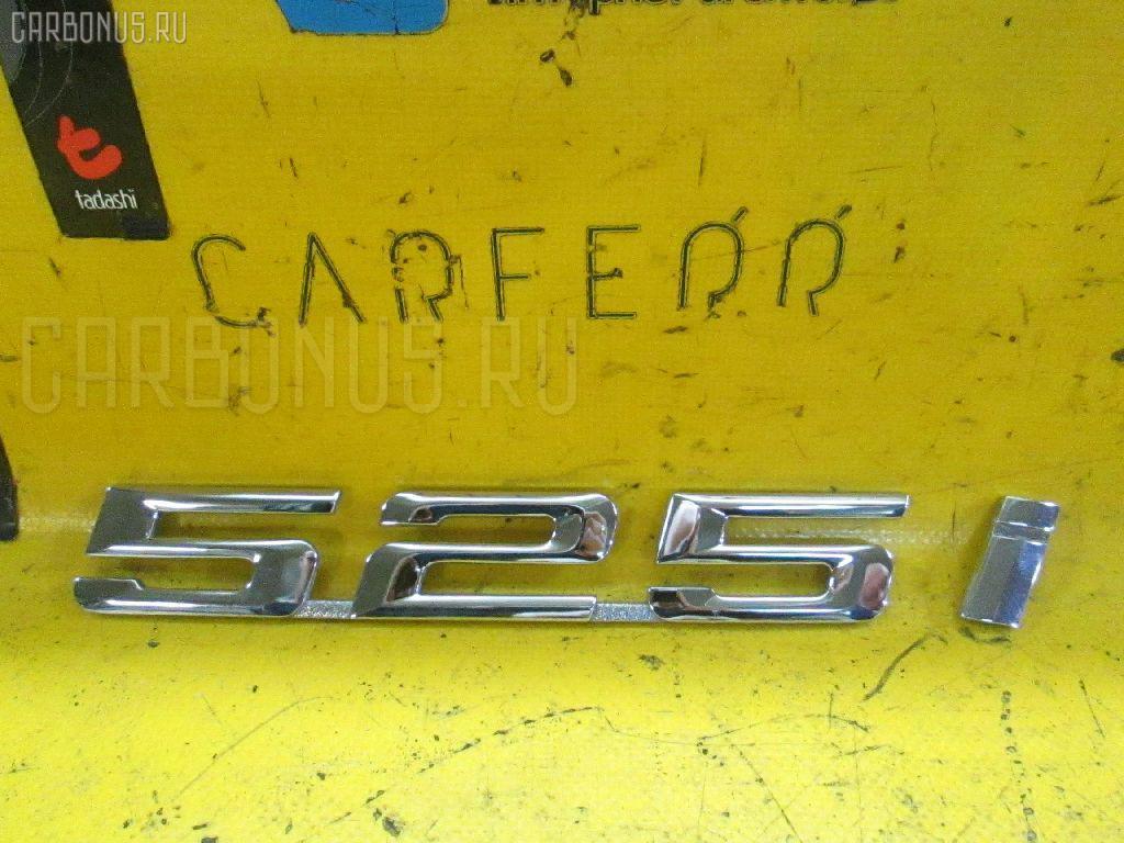 Эмблема BMW 5-SERIES E39-DT42 2001.04 51148137275, 51148108831 4D Фото 1