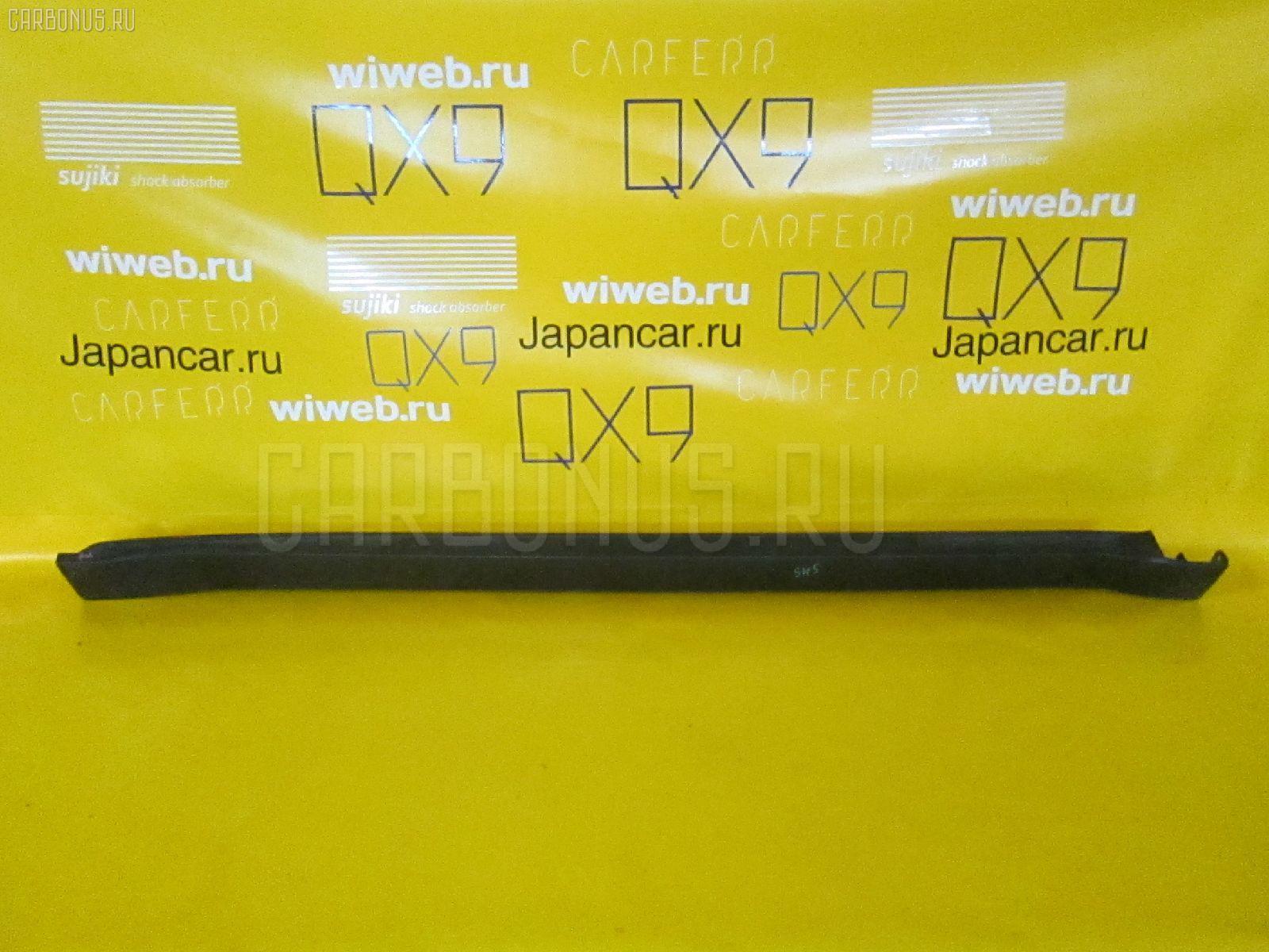 Порог кузова пластиковый ( обвес ) SUBARU FORESTER SH5. Фото 3