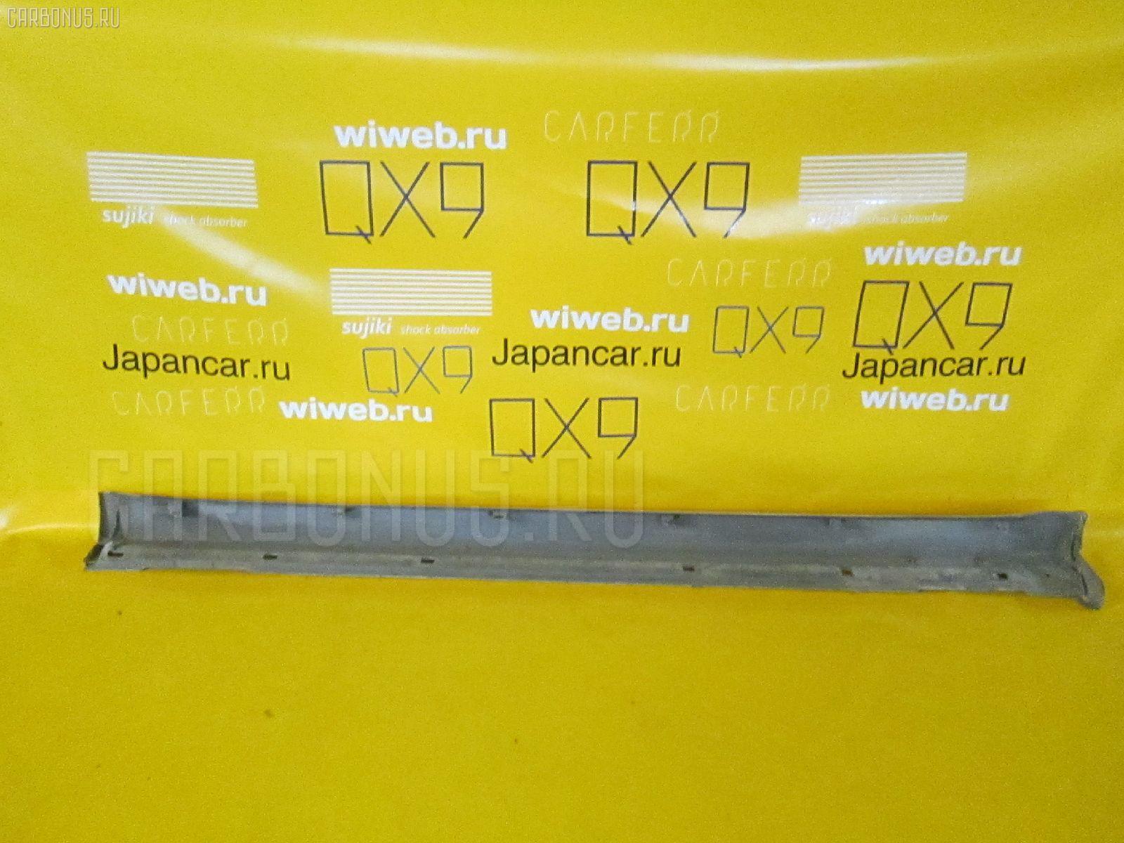 Порог кузова пластиковый ( обвес ) Фото 1