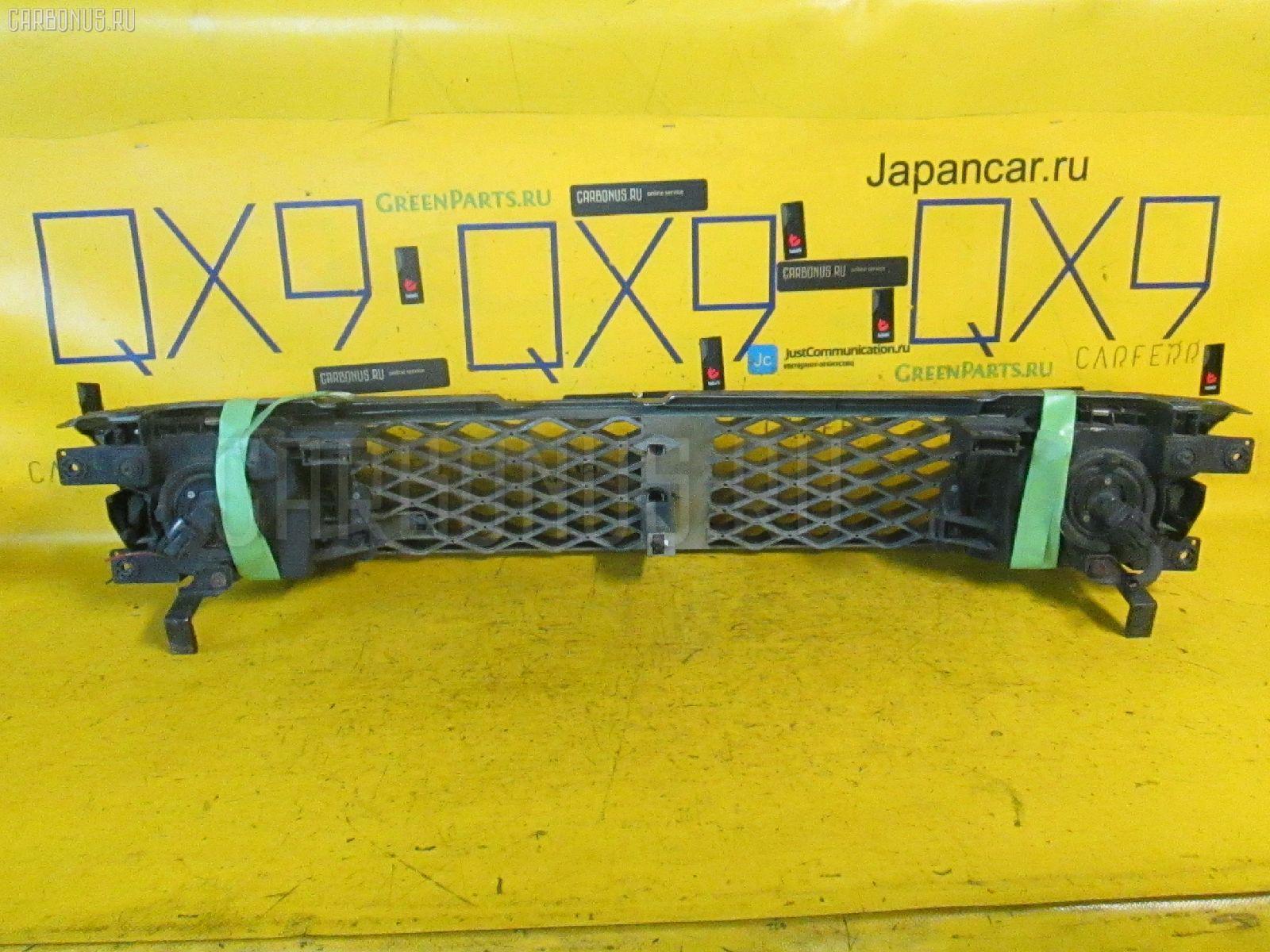 Решетка радиатора NISSAN STAGEA WGNC34. Фото 6
