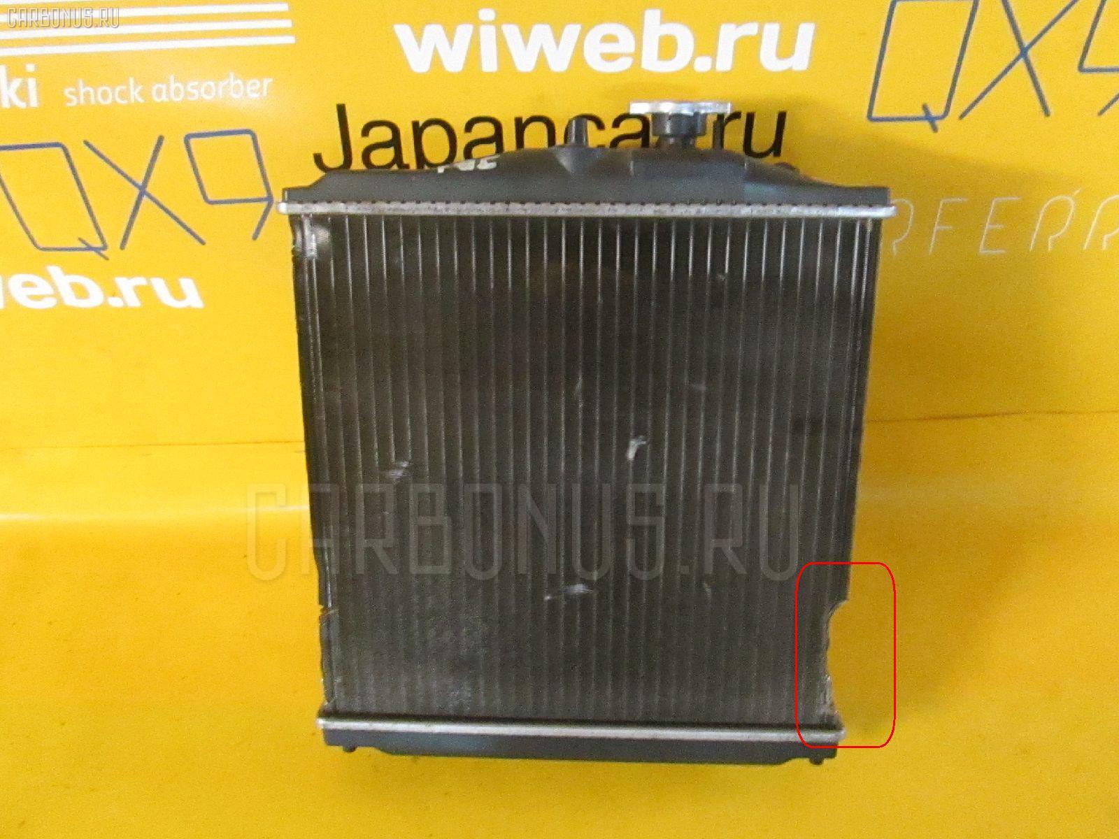 Вентилятор радиатора ДВС HONDA LIFE JB1 E07Z Фото 3