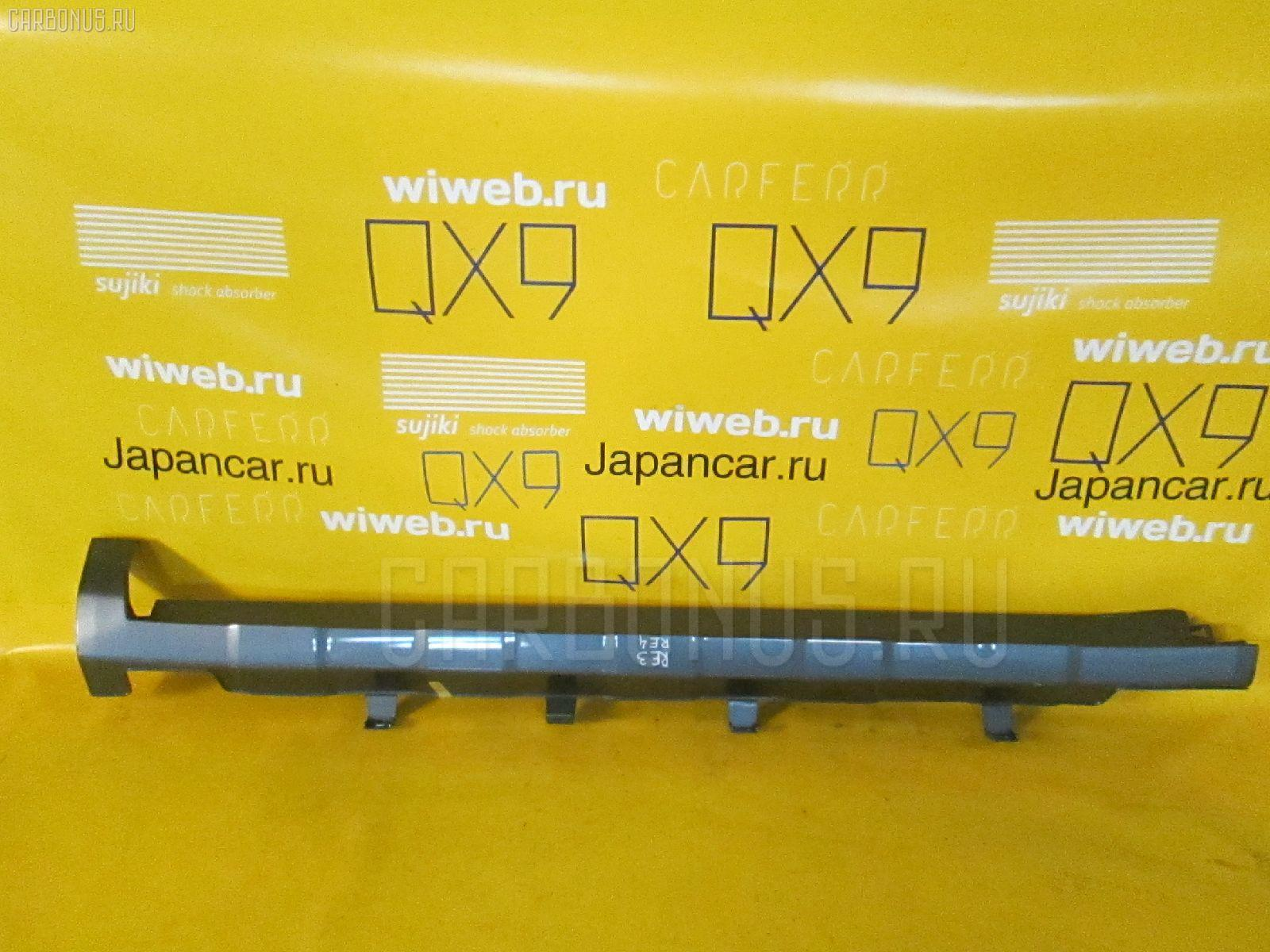 Порог кузова пластиковый ( обвес ) HONDA CR-V RE4 Фото 1
