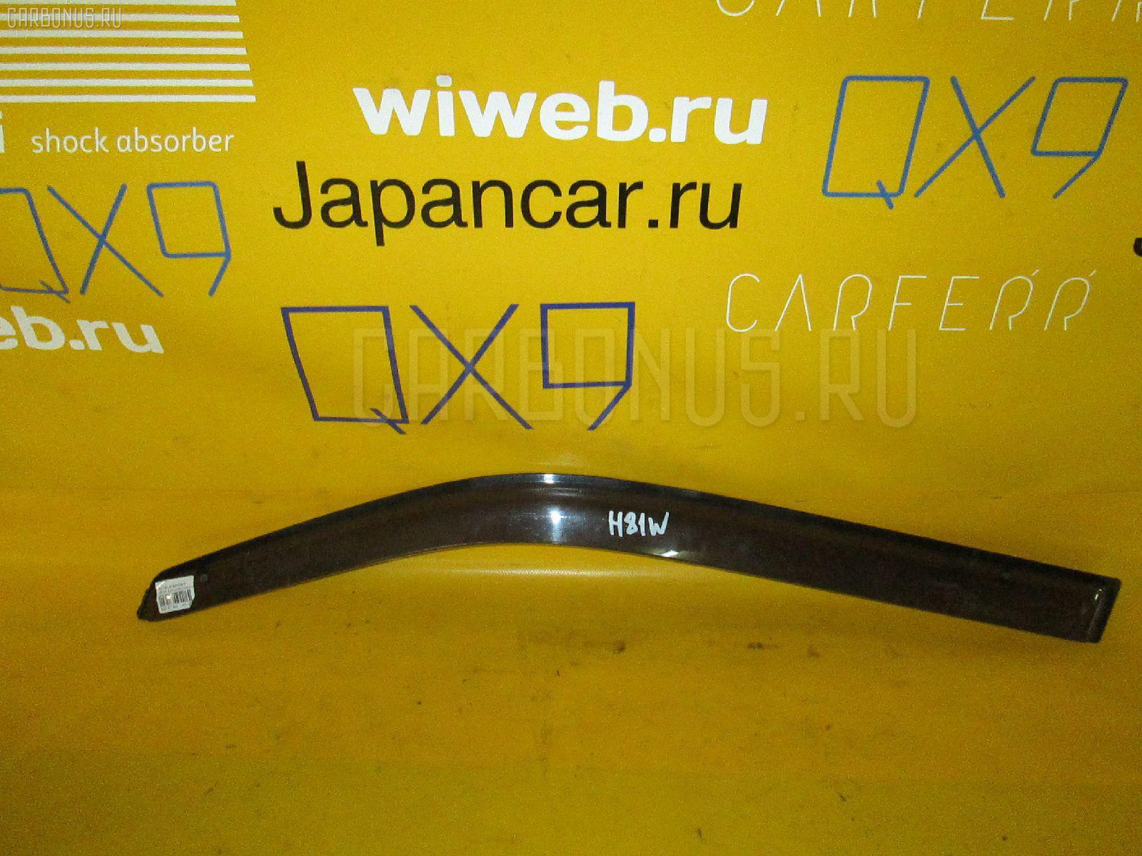 Ветровик Mitsubishi Ek sport H81W Фото 1