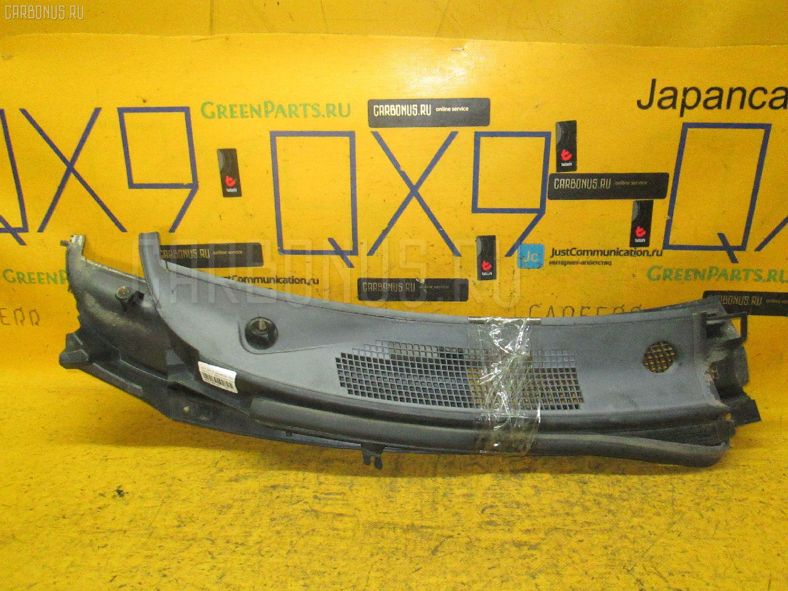 Решетка под лобовое стекло MITSUBISHI EK SPORT H81W. Фото 4