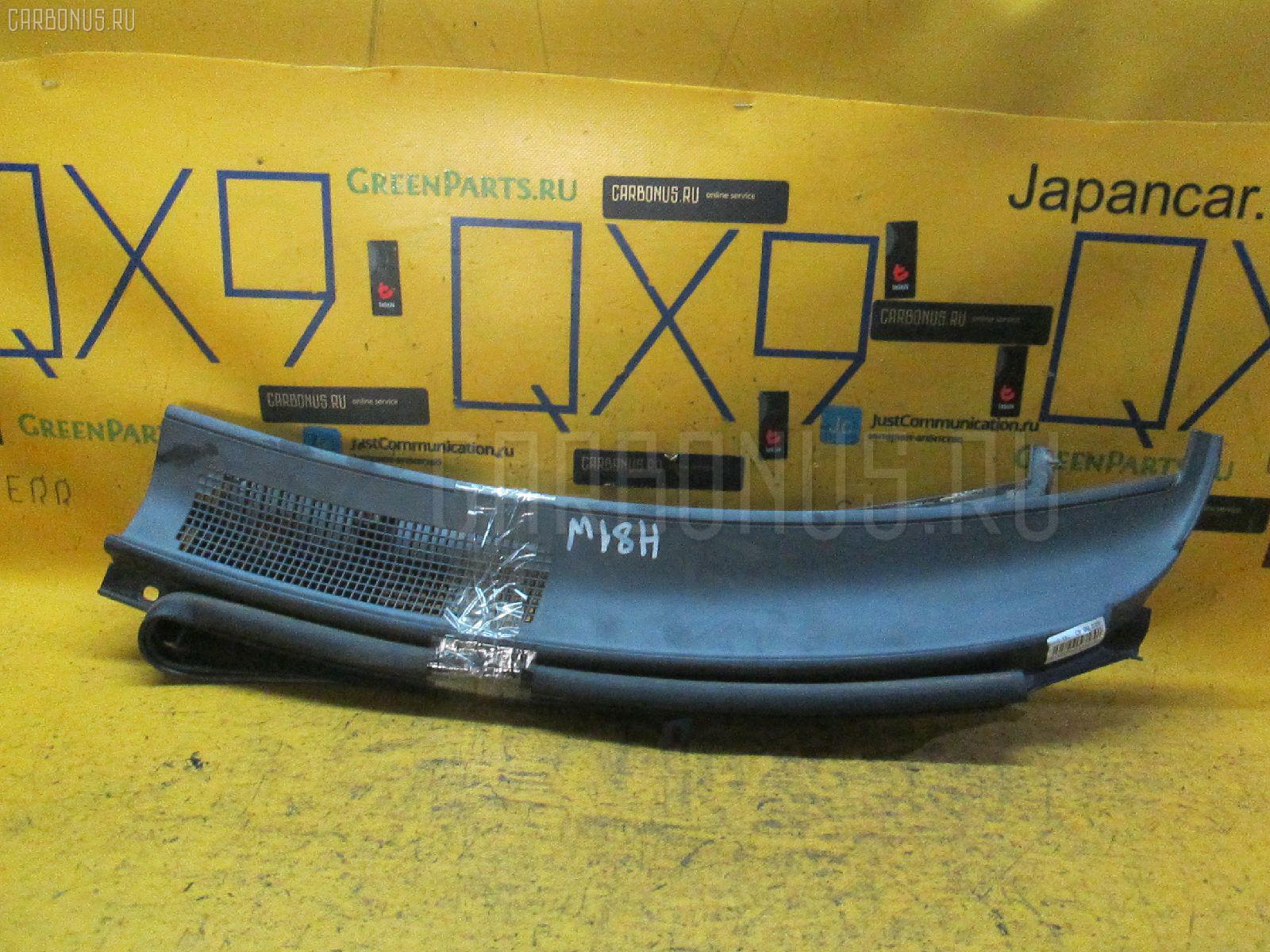 Решетка под лобовое стекло MITSUBISHI EK SPORT H81W. Фото 5