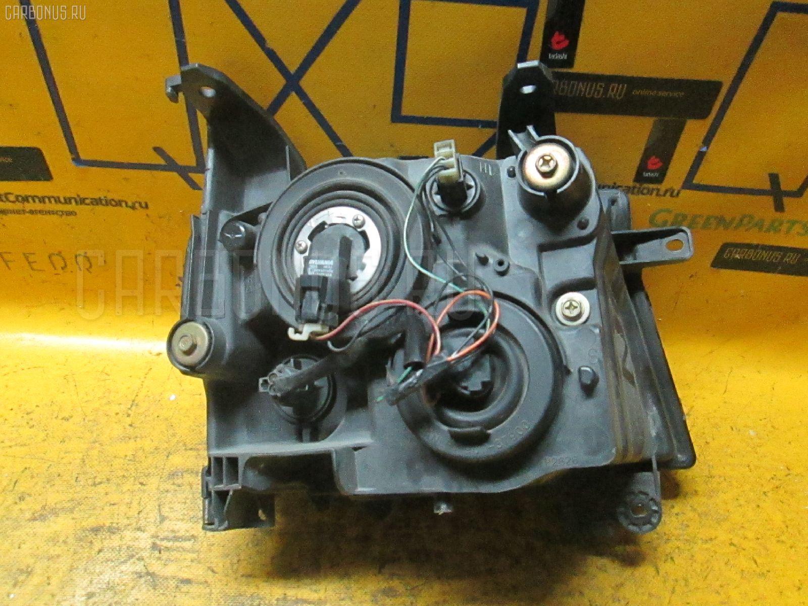 Фара Mitsubishi Ek sport H81W Фото 1