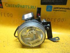 Туманка бамперная SUZUKI WAGON R MC11S Фото 2