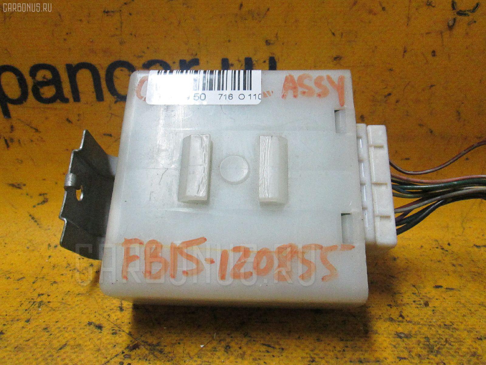 Блок упр-я NISSAN SUNNY FB15 Фото 2
