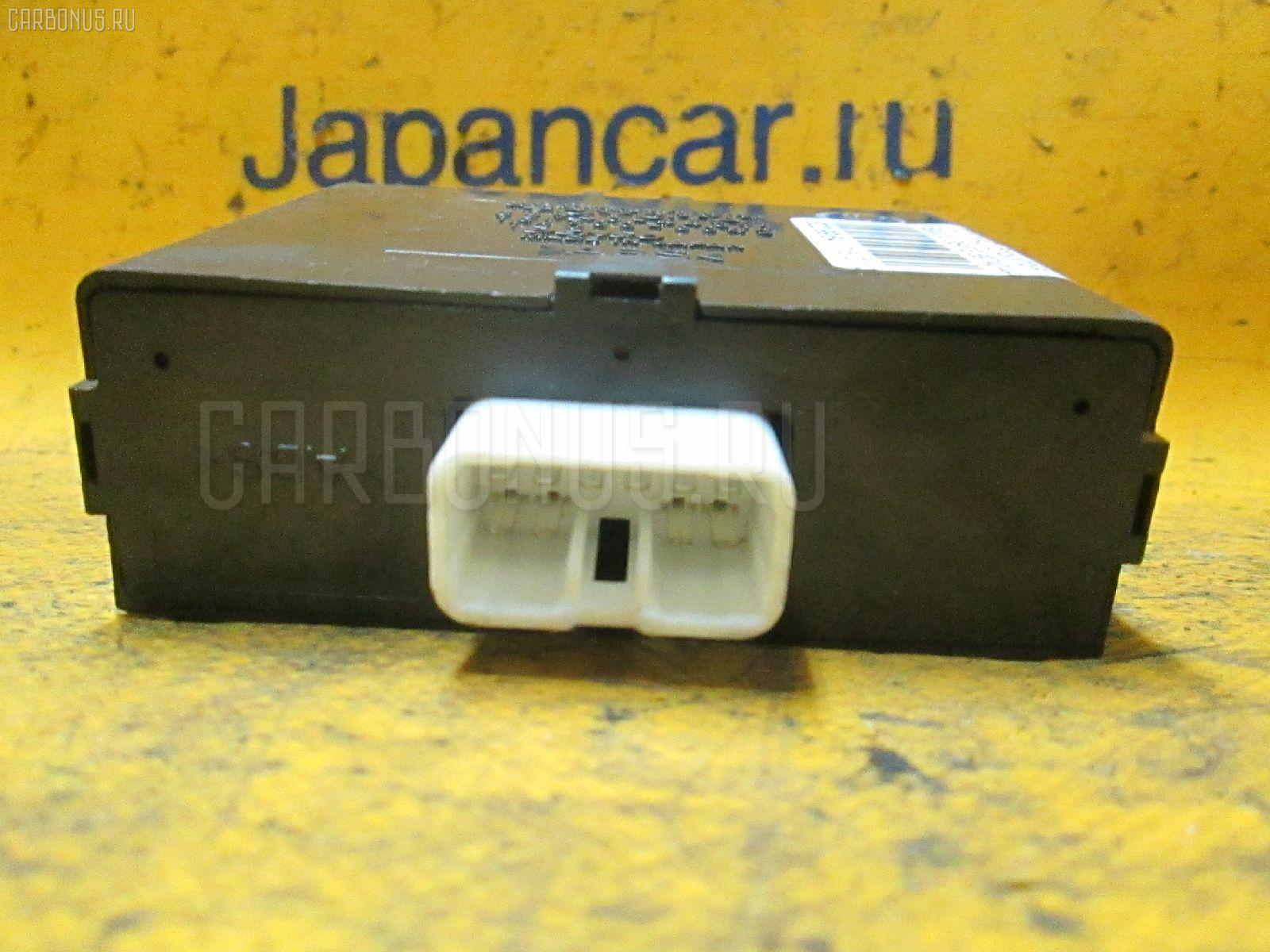 Блок упр-я TOYOTA NADIA SXN10 3S-FE Фото 1