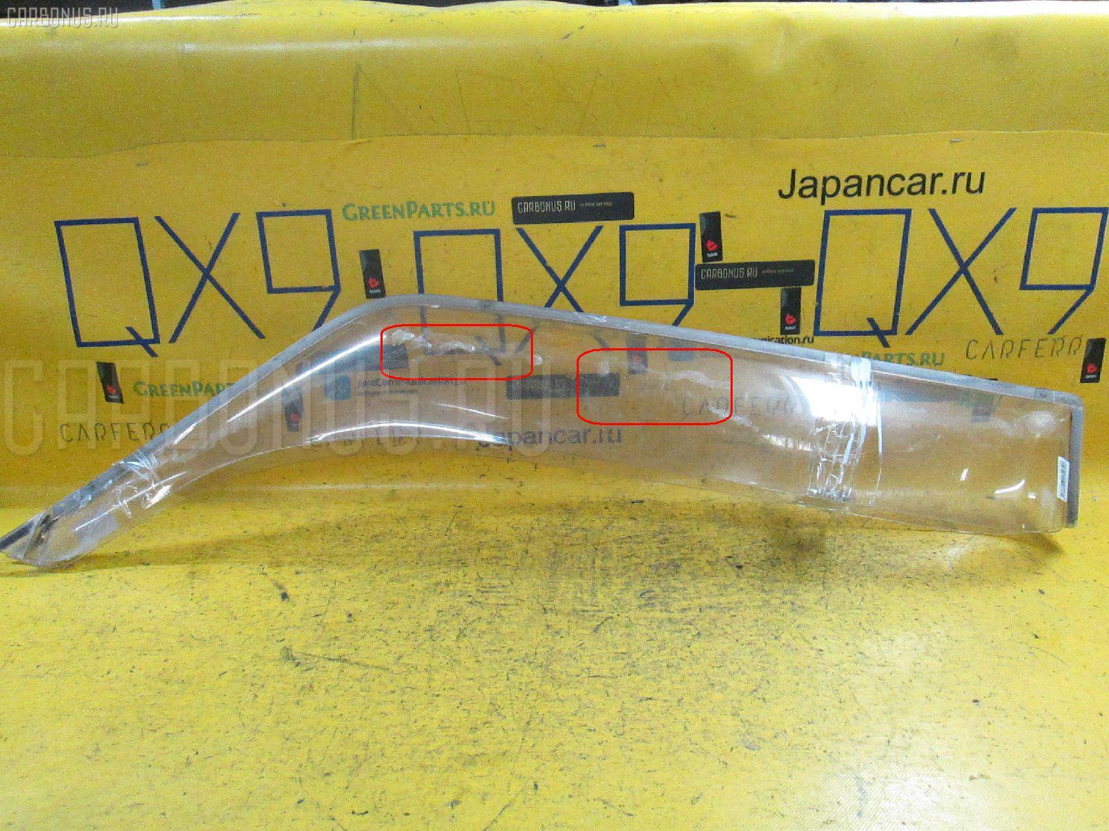 Ветровик MITSUBISHI PAJERO MINI H58A. Фото 4