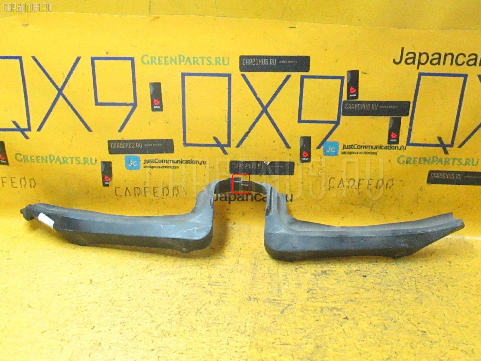 Защита замка капота MERCEDES-BENZ E-CLASS STATION WAGON S210.261 Фото 2