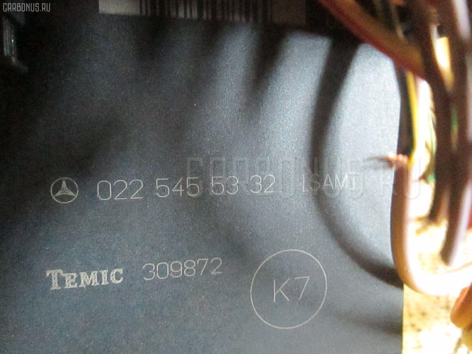 Блок предохранителей MERCEDES-BENZ E-CLASS STATION WAGON S210.261 112.911 Фото 2