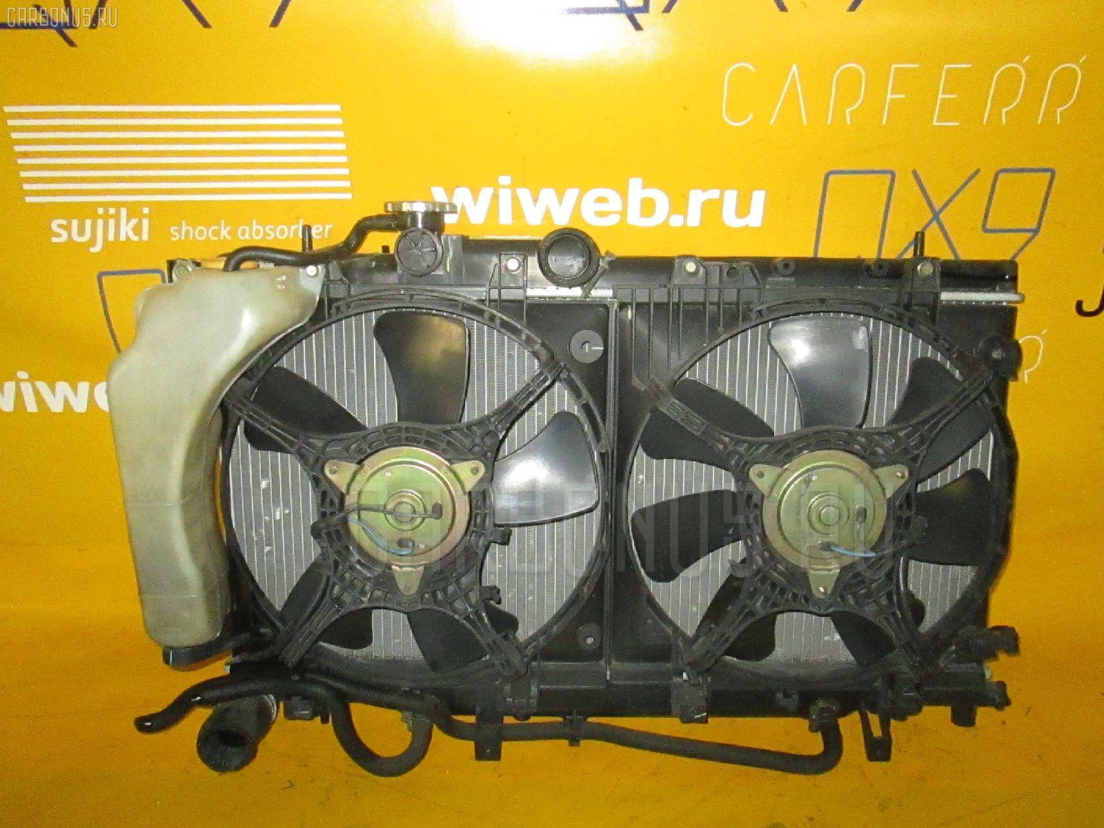 Радиатор ДВС SUBARU IMPREZA GD9 EJ204 Фото 7