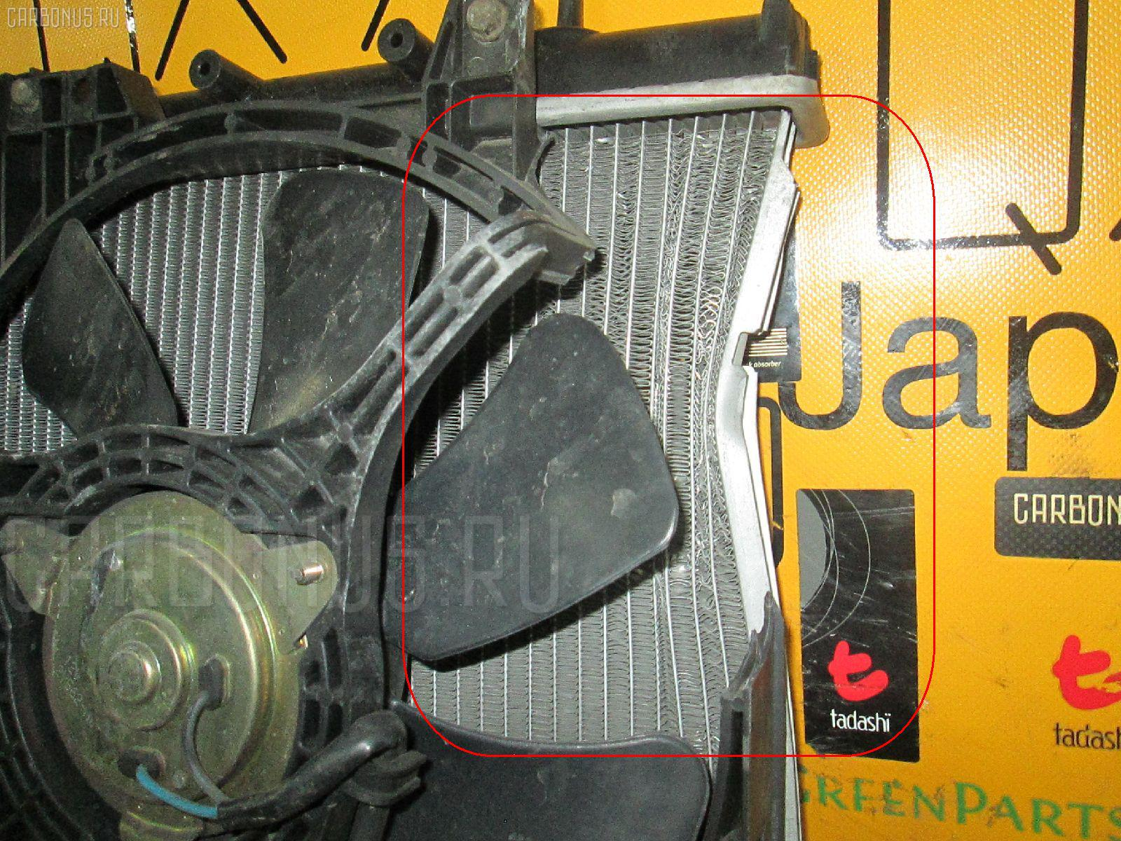 Радиатор ДВС SUBARU IMPREZA GD9 EJ204 Фото 5