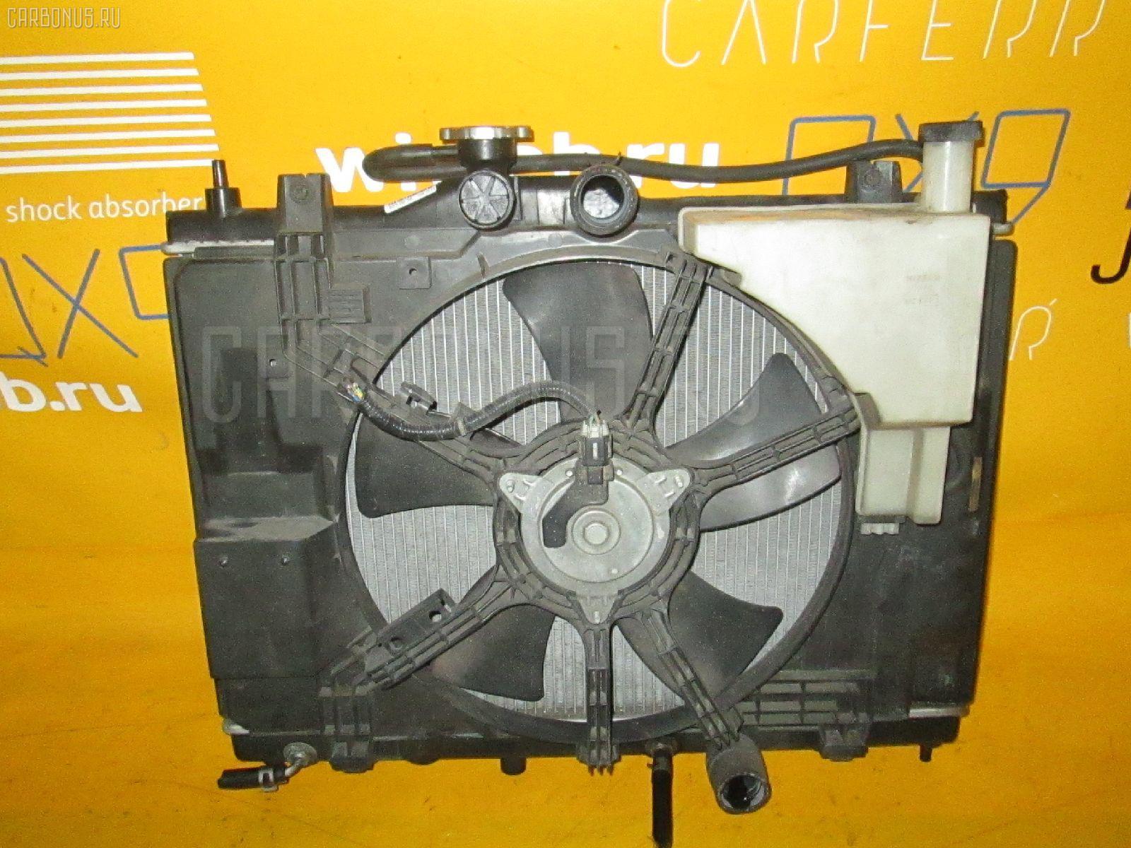 Радиатор ДВС NISSAN AD EXPERT VY12 HR15DE. Фото 7