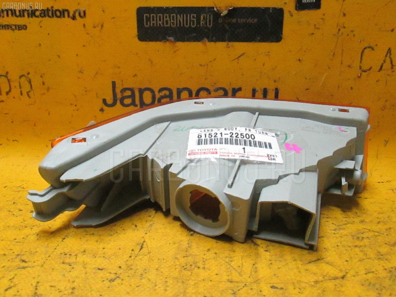 Поворотник бамперный Toyota JZX100 Фото 1