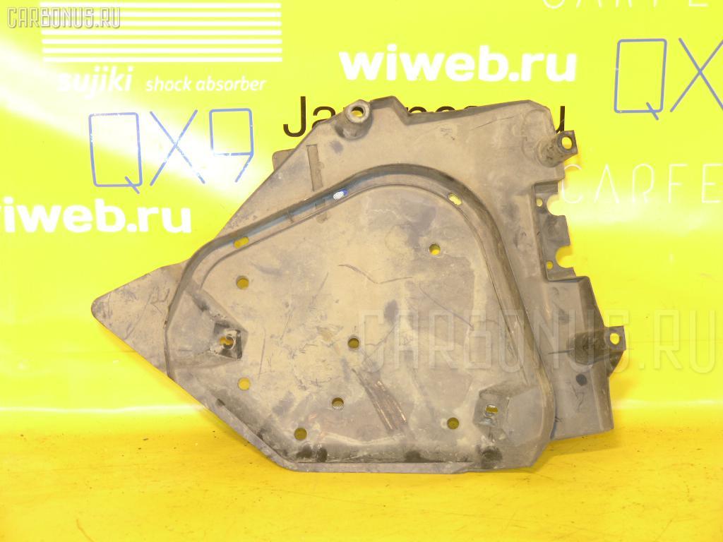 Защита двигателя SUBARU IMPREZA GH7 EJ20 Фото 1