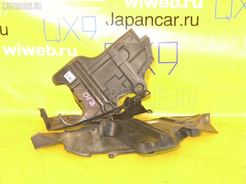 Защита двигателя NISSAN CUBE Z10 CG13DE. Фото 4