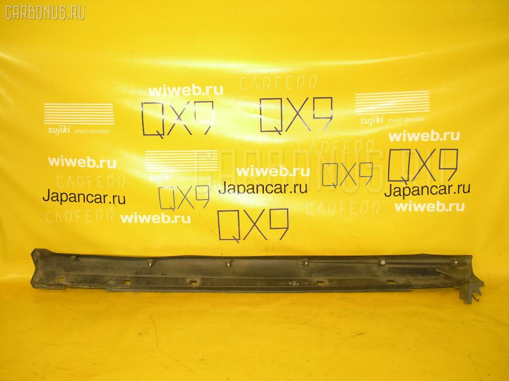 Порог кузова пластиковый ( обвес ). Фото 7