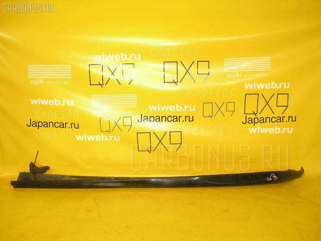 Порог кузова пластиковый ( обвес ) Фото 2