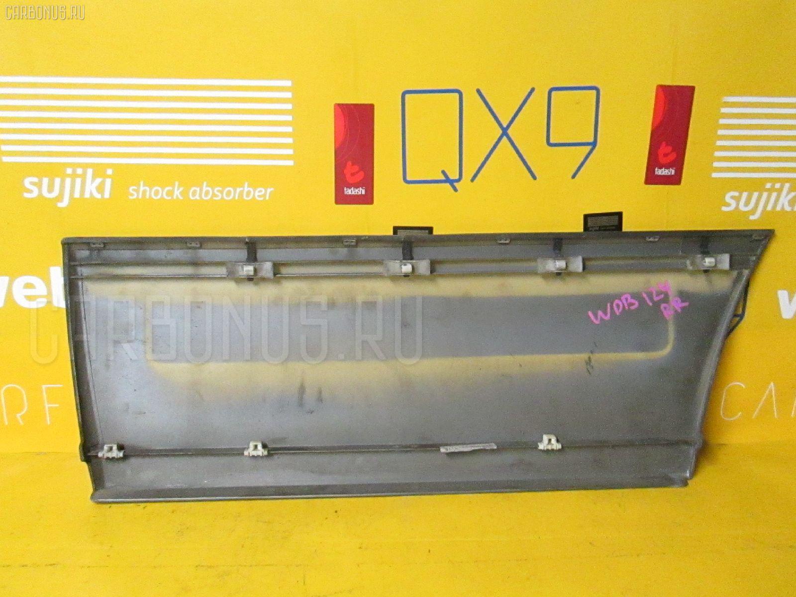 Молдинг на дверь MERCEDES-BENZ MEDIUM-CLASS W124.030 Фото 2