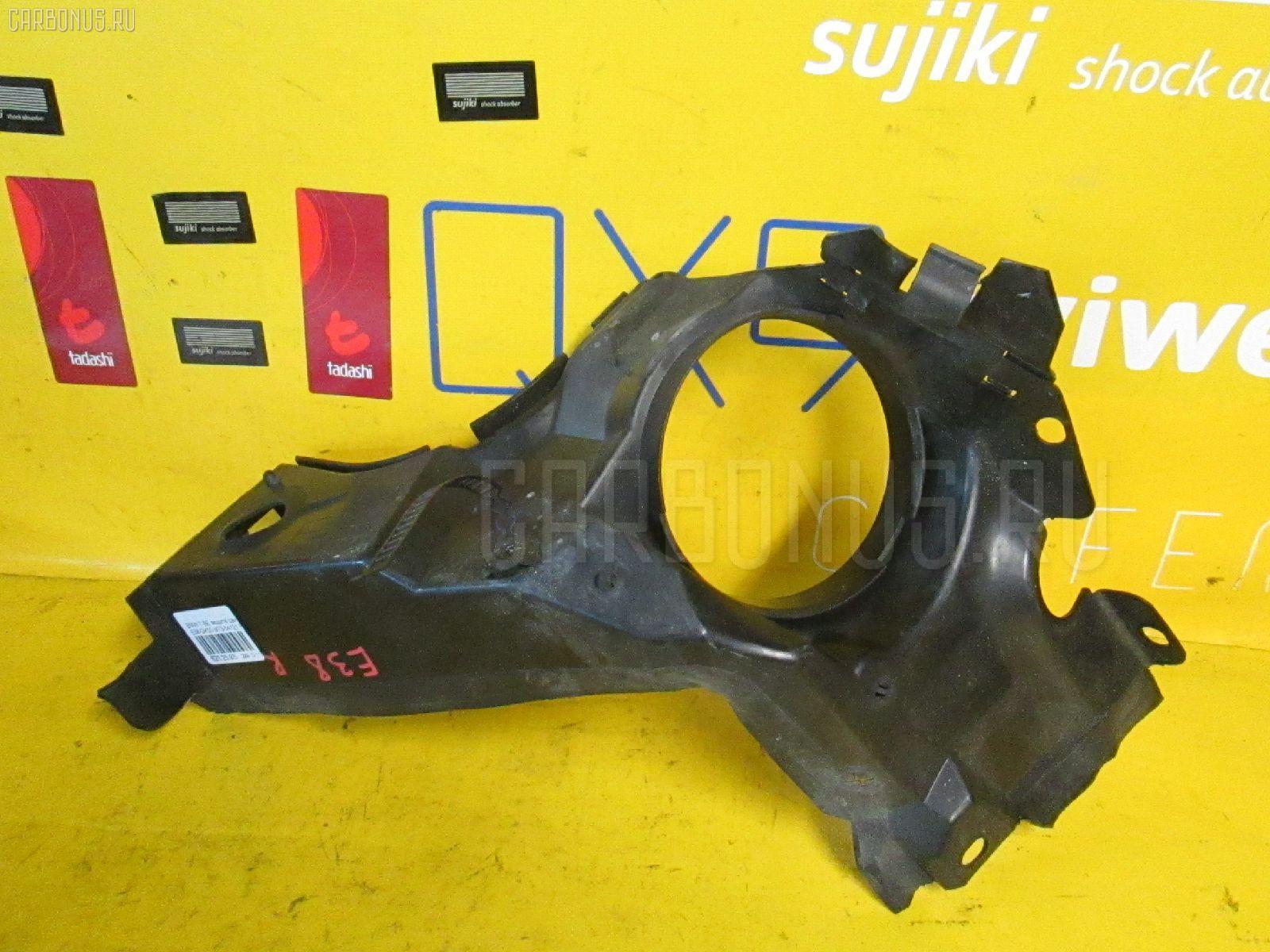 Защита двигателя BMW 7-SERIES E38-GK22 M73-54121 Фото 1