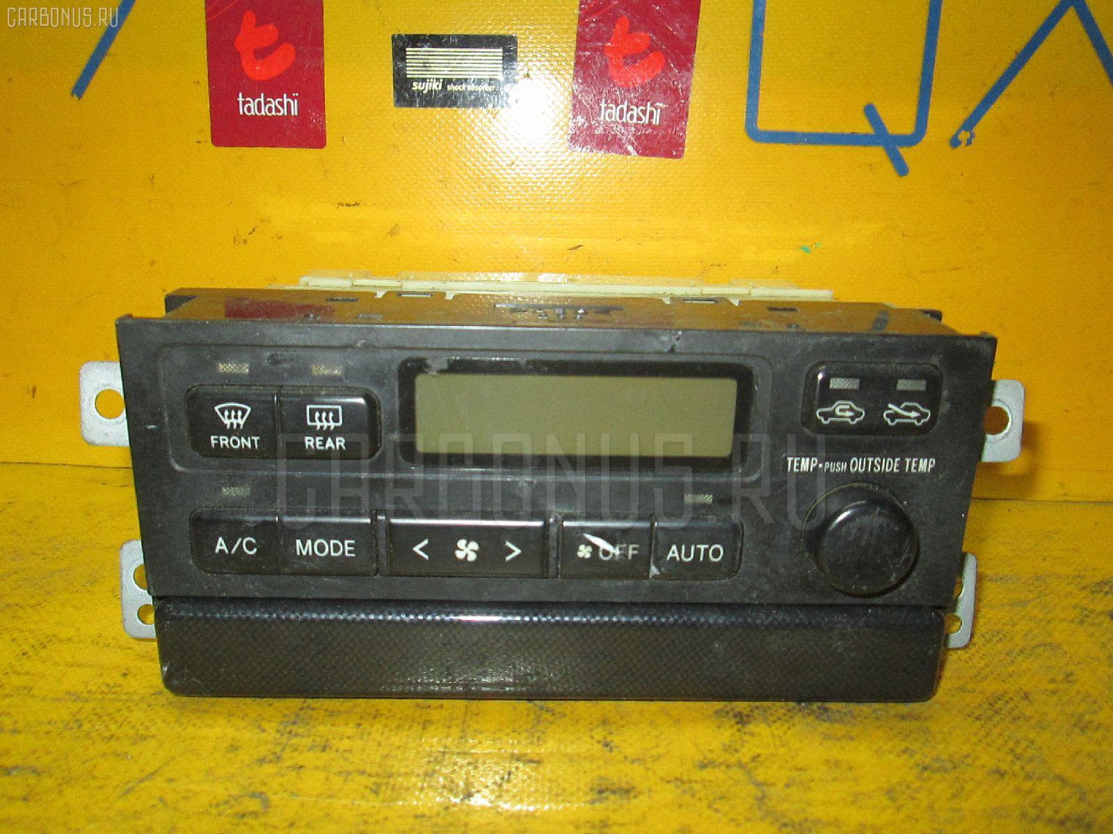 Блок управления климатконтроля TOYOTA LITE ACE NOAH CR40G 3C-T Фото 1