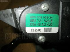 Педаль подачи топлива AUDI A4 AVANT 8EALT ALT Фото 1