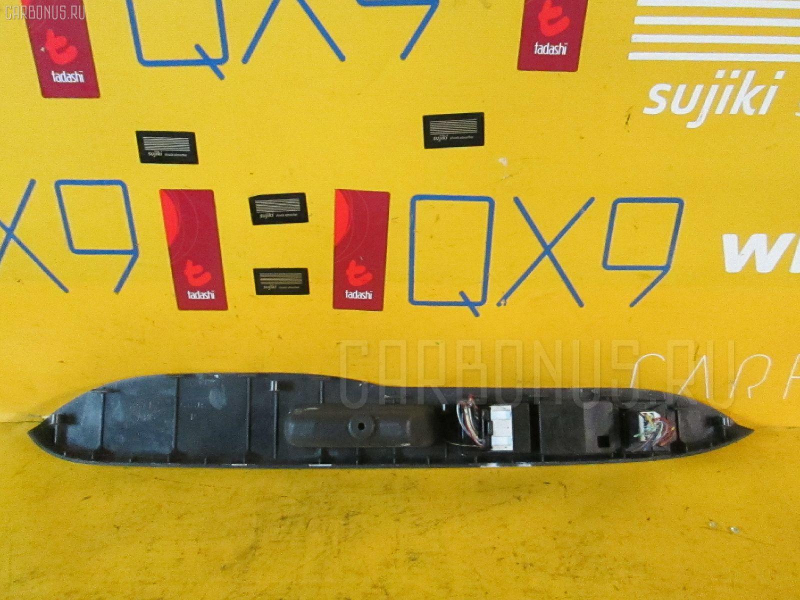 Блок упр-я стеклоподъемниками SUZUKI WAGON R MH21S Фото 2