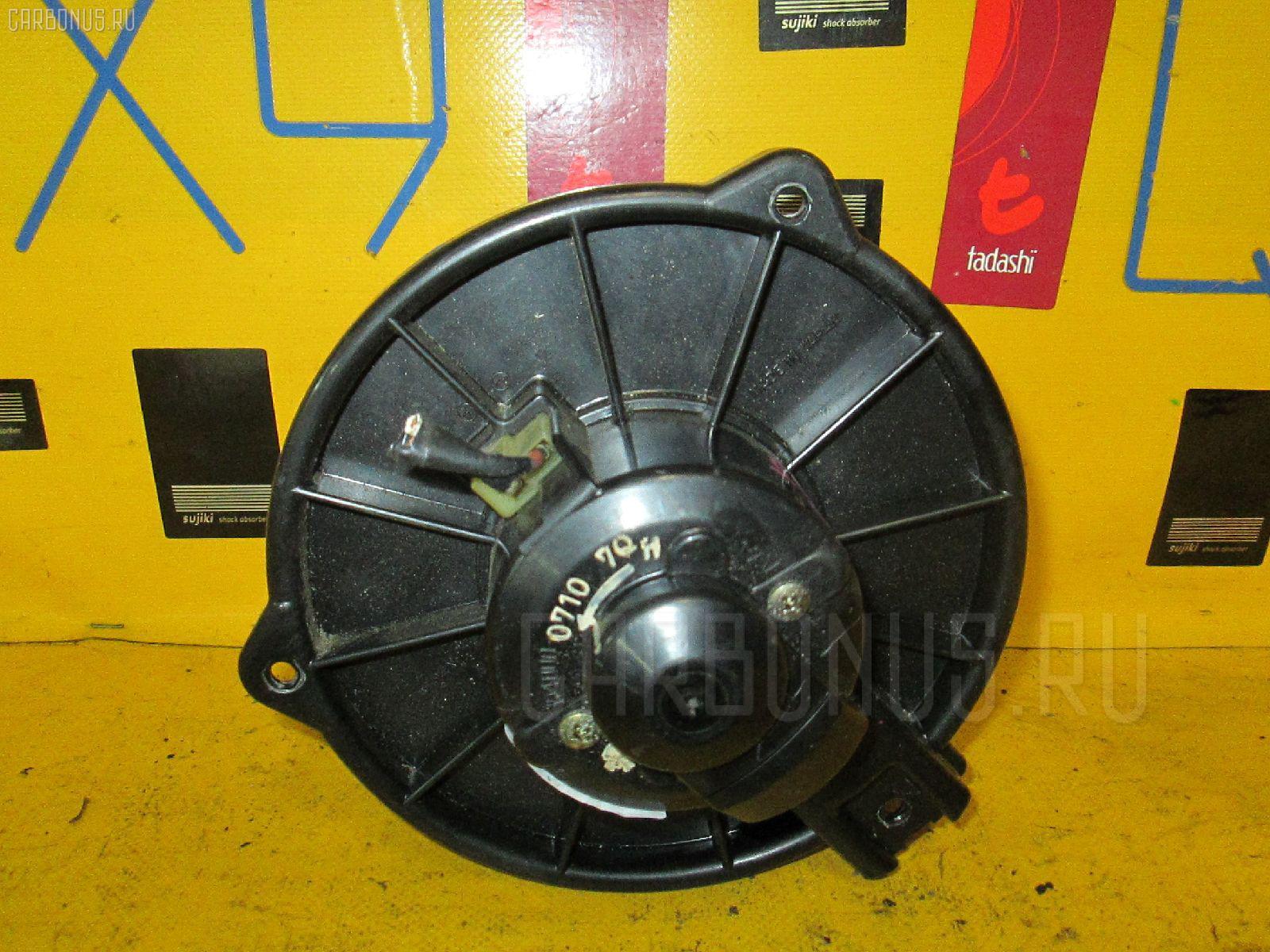 Мотор печки TOYOTA MARK II GX90. Фото 11