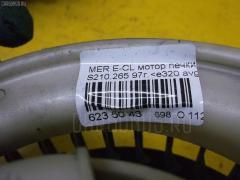 Мотор печки Mercedes-benz E-class station wagon S210.265 Фото 3